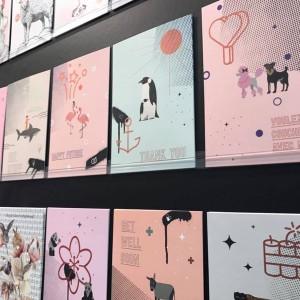 Wenn Ihnen mal die richtigen Worte fehlen, AlsterLiebe hat in ausdrucksstarken Karten, liebevollen Kärtchen, aufmunternden Botschaften eine Idee für Sie